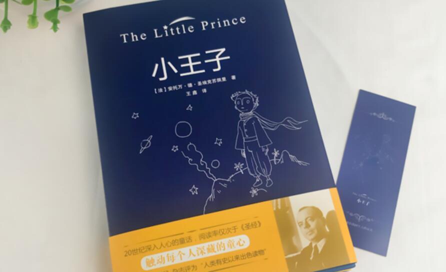 《小王子》读后感及经典语录摘抄