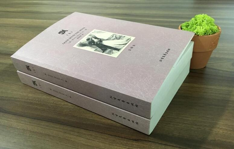 玛格丽特·米切尔著作的长篇小说《飘》.jpg
