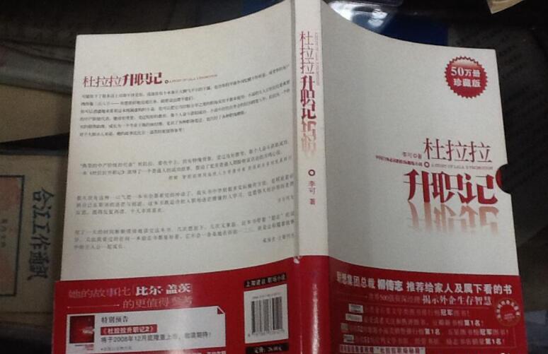 《杜拉拉升职记》书籍.jpg